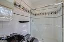 One of Three Bathrooms Upstairs - 220 VIERLING DR, SILVER SPRING