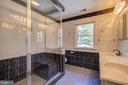 This Bath Features a Steam Shower - 220 VIERLING DR, SILVER SPRING