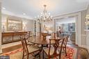 Dining Room - 3013 P ST NW, WASHINGTON