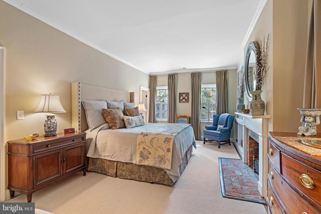 Primary Bedroom - 3013 P ST NW, WASHINGTON
