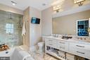 Primary Bathroom - 3013 P ST NW, WASHINGTON
