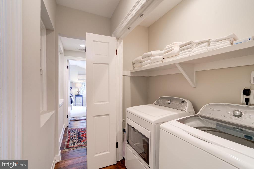 Laundry Room - 3013 P ST NW, WASHINGTON