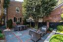 Rear Terrace - 3013 P ST NW, WASHINGTON