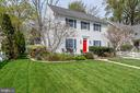Exterior Front - 2148 LILY POND DR, FALLS CHURCH