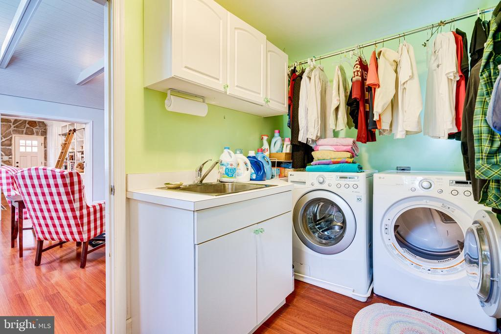Laundry Room - 2148 LILY POND DR, FALLS CHURCH