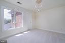 4TH BEDROOM ON THE UPPER LEVEL - 23002 LOIS LN, BRAMBLETON