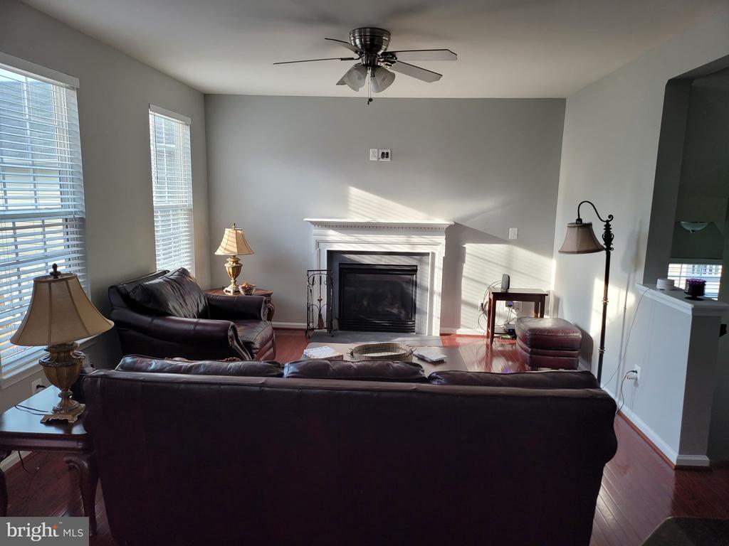 Family Room - 43023 TIPPMAN PL, CHANTILLY