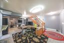 FULLY FINISHED BASEMENT - 11505 VEIRS MILL RD, SILVER SPRING