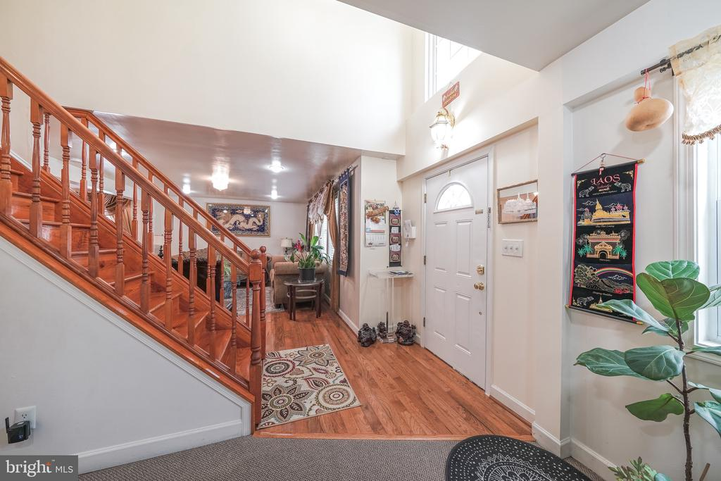 SIDE VIEW FOYER - 11505 VEIRS MILL RD, SILVER SPRING