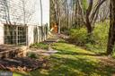 Side Yard - 11007 HOWLAND DR, RESTON