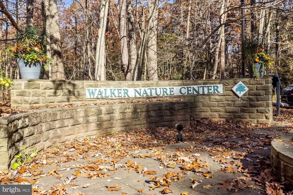 Reston Community - Walker Nature Center - 11007 HOWLAND DR, RESTON