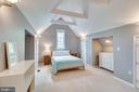 Bedroom 3, located on the 3rd floor - 7945 BOLLING DR, ALEXANDRIA
