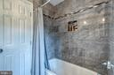 Beautiful tile shower - 54 CHRISTOPHER WAY, STAFFORD