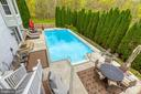Look at that pool! - 54 CHRISTOPHER WAY, STAFFORD