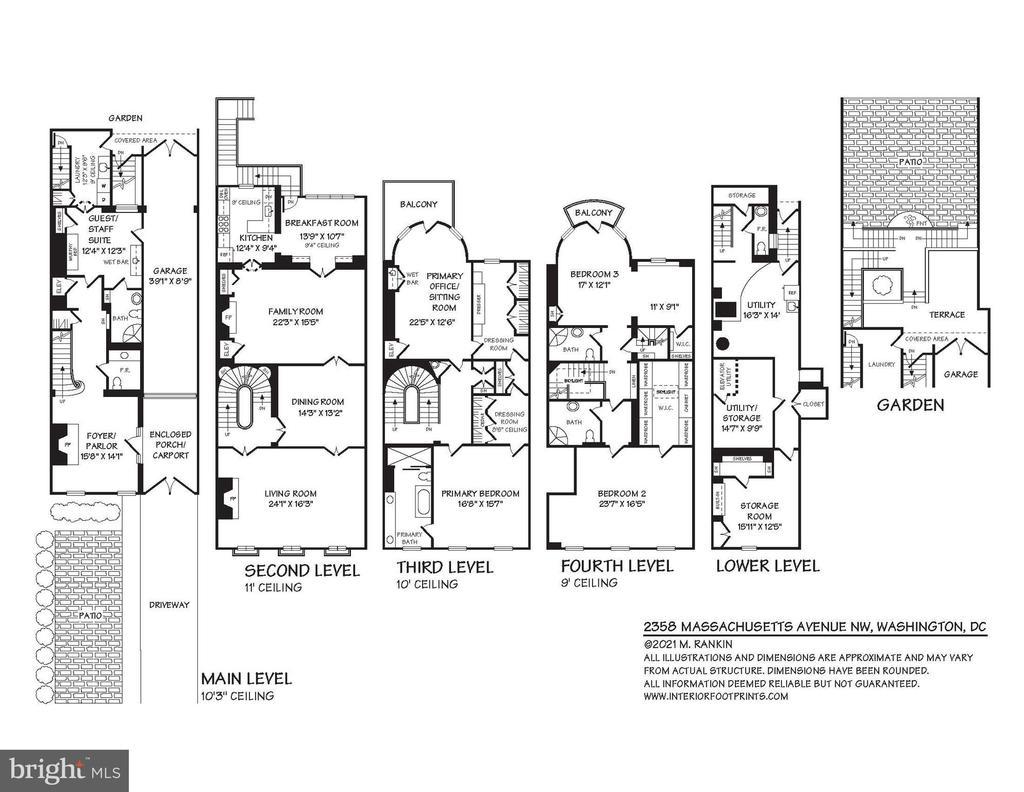 Floor Plan - 2358 MASSACHUSETTS AVE NW, WASHINGTON