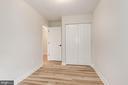 Second bedroom/den - 1791 JONATHAN WAY #A, RESTON