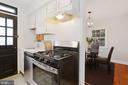 New gas stove and dishwasher - 1033 N MONROE ST, ARLINGTON
