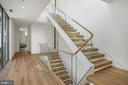 Stair to Third Floor - 4640 CATHEDRAL AVE NW, WASHINGTON