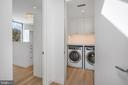 Owner's Suite Closet, Washer/Dryer - 4640 CATHEDRAL AVE NW, WASHINGTON