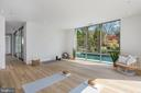 Yoga Room/Gym - 4640 CATHEDRAL AVE NW, WASHINGTON