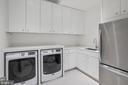 Lower Level Laundry Room - 4640 CATHEDRAL AVE NW, WASHINGTON