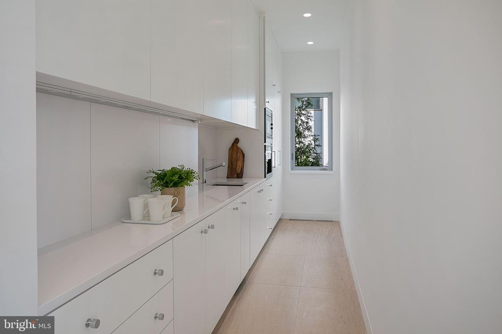 Pantry/Catering Kitchen - 4640 CATHEDRAL AVE NW, WASHINGTON