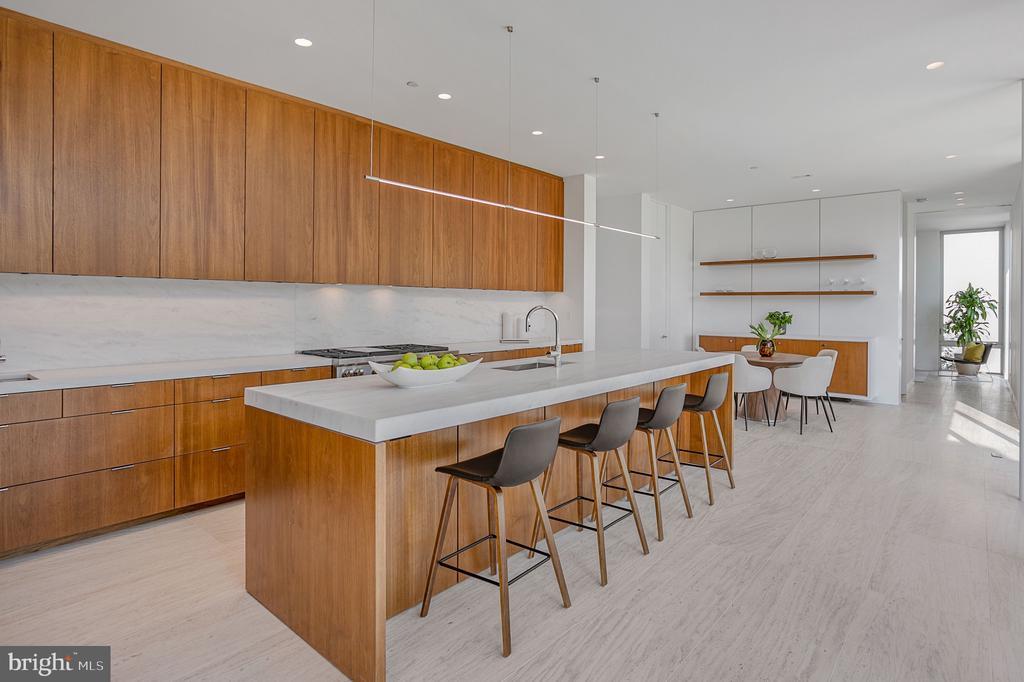 Kitchen - 4640 CATHEDRAL AVE NW, WASHINGTON