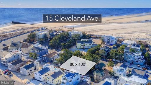 15 CLEVELAND AVE. - LONG BEACH TOWNSHIP