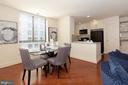 Dining Room - 1200 N HARTFORD ST #502, ARLINGTON