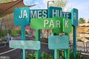 James Hunter Park (adjacent to building) - 1200 N HARTFORD ST #502, ARLINGTON