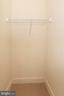 Bedroom 3's Walk-in Closet - 1200 N HARTFORD ST #502, ARLINGTON
