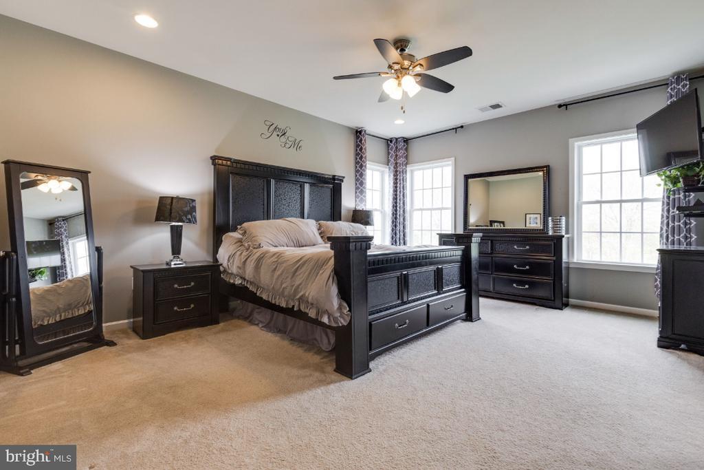 Spacious Owners Suite - 24215 CRABTREE CT, ALDIE