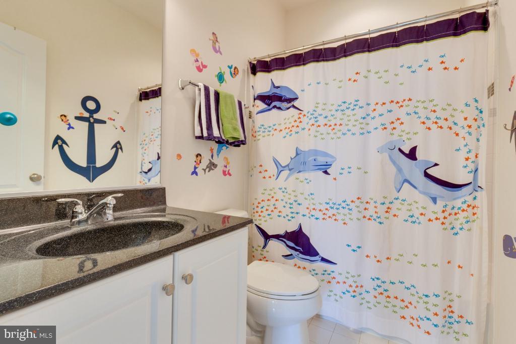 Upper Hall Bathroom - 24215 CRABTREE CT, ALDIE