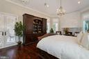 Luxurious Owner's Suite with Access to Porch - 22608 CREIGHTON FARMS DR, LEESBURG