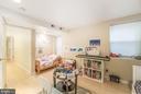 Third bedroom, Unit 1 - 1723 19TH ST NW, WASHINGTON