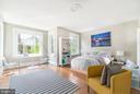 Unit 3- a versatile separate suite - 1723 19TH ST NW, WASHINGTON