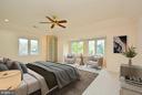 Master Bedroom - 10526 MEREWORTH LN, OAKTON