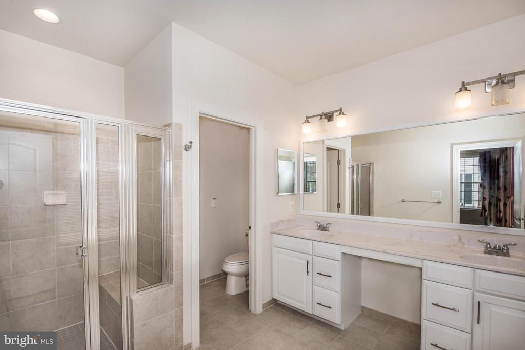 Master Bath - 22525 WILLINGTON SQ, ASHBURN