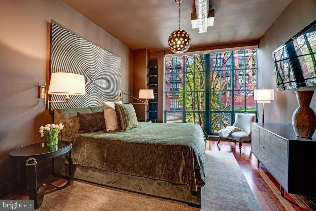 Owners Suite Bedroom - 1615 N QUEEN ST #M303, ARLINGTON