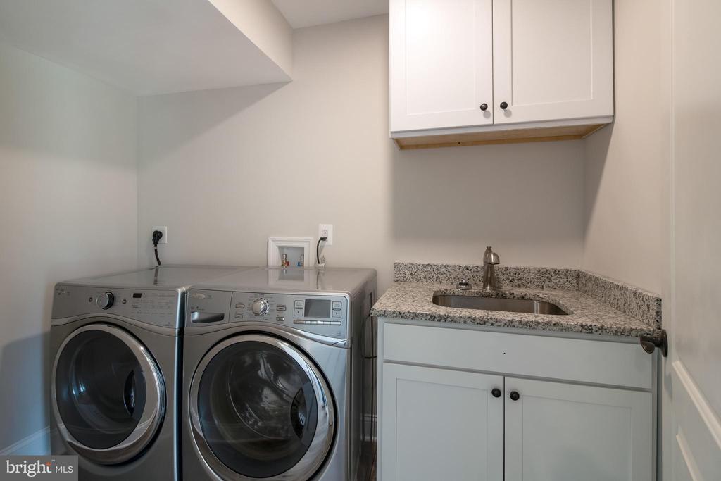 Lower Level 1 Laundry Room - 13203 TAMARACK RD, SILVER SPRING