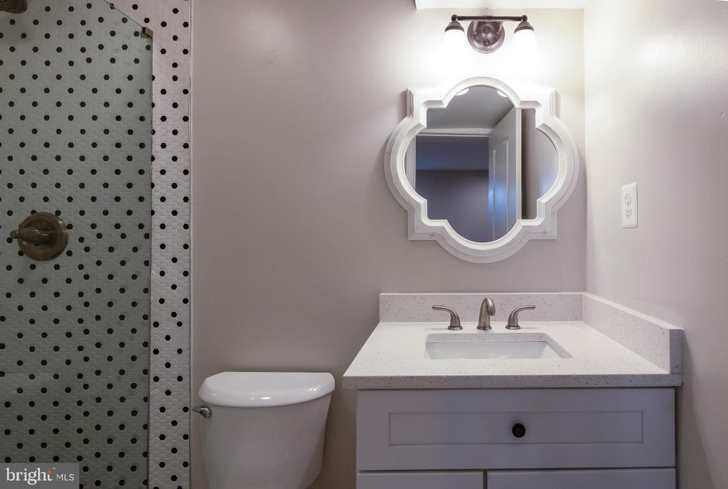 4th Full Bathroom - Lower Level 2 - 13203 TAMARACK RD, SILVER SPRING