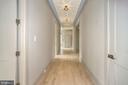 Upper level hallway - 5800 37TH ST N, ARLINGTON