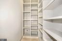 Large walk in pantry - 5800 37TH ST N, ARLINGTON