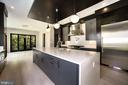 Chef's kitchen - 5800 37TH ST N, ARLINGTON