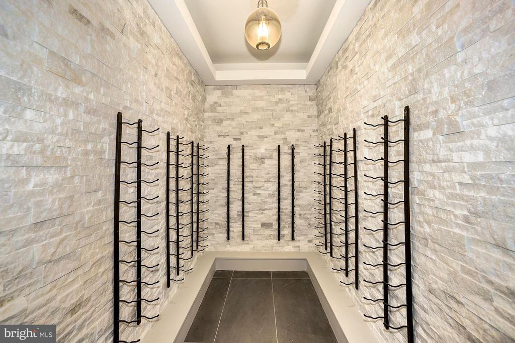 Wine cellar - 5800 37TH ST N, ARLINGTON