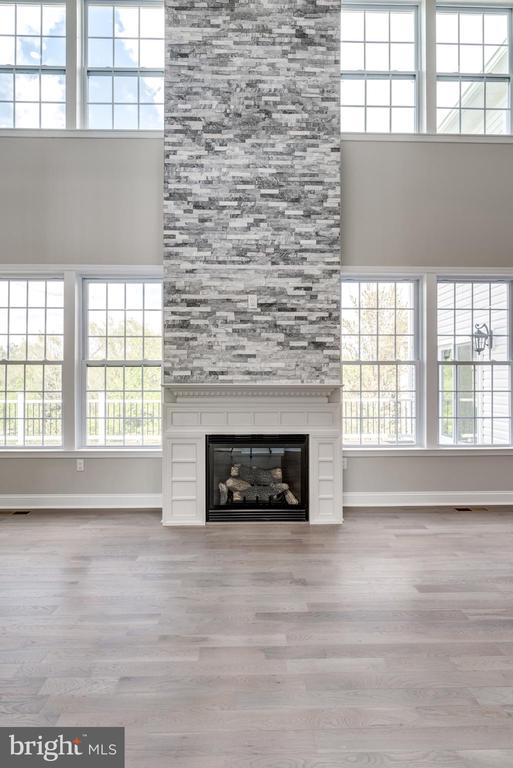 Family Room - 22646 TAYLORSTOWN HUNT CT, ASHBURN