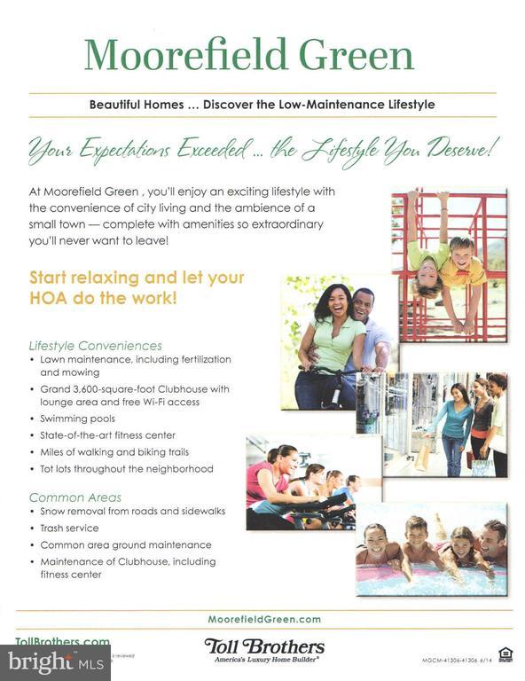 Moorefield Green HOA benefit - 22525 WILLINGTON SQ, ASHBURN