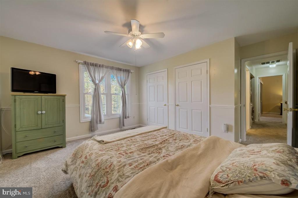 Bedroom #2 - 8900 MAGNOLIA RIDGE RD, FAIRFAX STATION