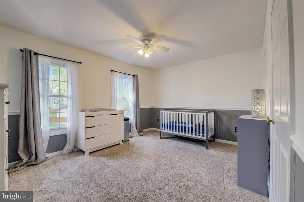 Bedroom #3 - 8900 MAGNOLIA RIDGE RD, FAIRFAX STATION