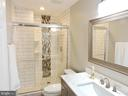 Master Baathroom - 6343 BUFFIE CT, BURKE